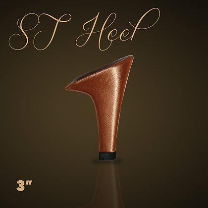 """3"""" ST Heel"""