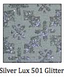 Silver Lux 501 Glitter