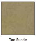 Tan Suede