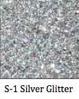S-1 Silver Glitter