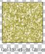 Gold Starlight Fine Glitter