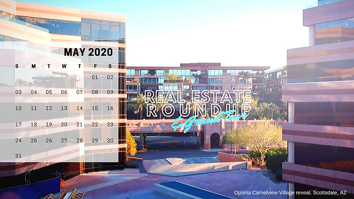 Optima Camelview Village reveal, May Wallpaper