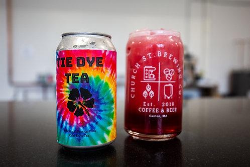 TIE DYE TEA! Hibiscus & Passion Fruit (8-Pack)