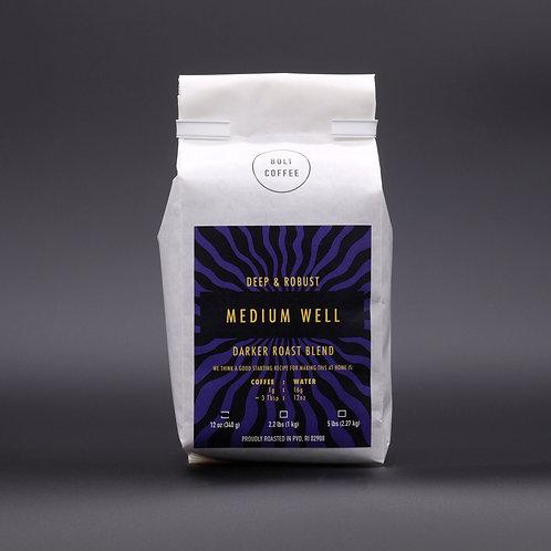 Bolt Coffee- Medium Well (12 oz bag)