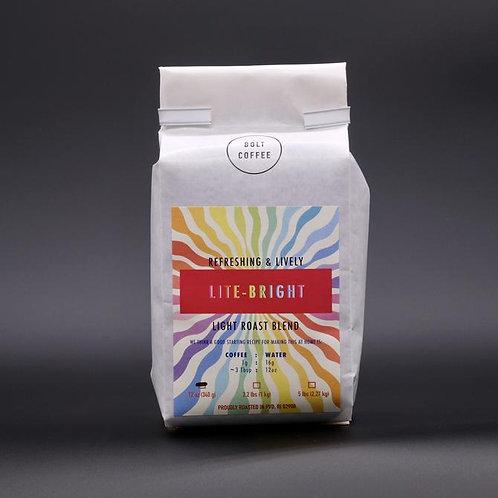 Bolt Coffee- Lite-Bright (12 oz bag)
