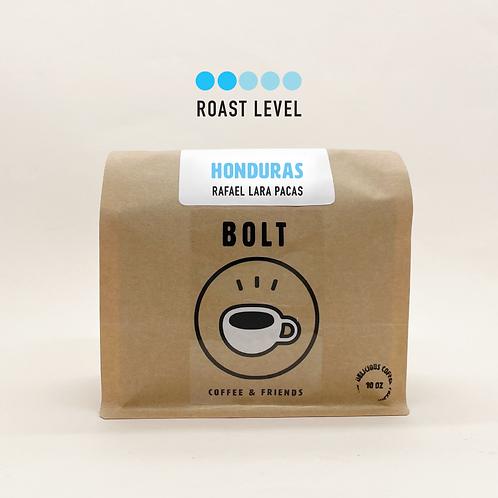 Bolt Coffee-Honduras - Rafael Lara Pacas