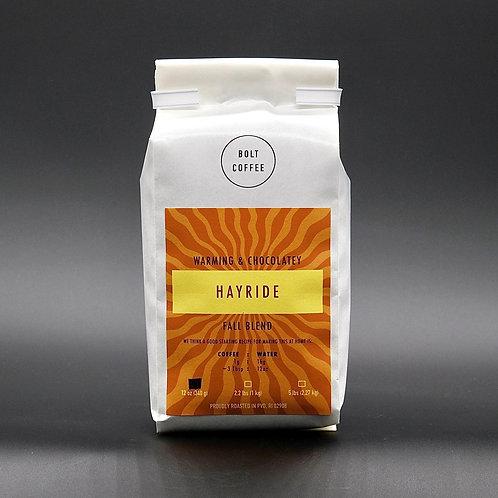 Bolt Coffee- Hayride (12 oz bag)