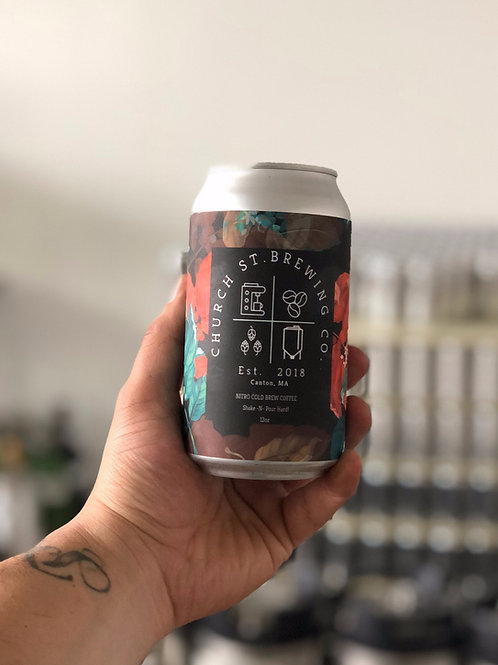 Nitro Cold Brew (8-Pack)