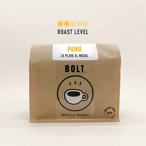 Bolt Coffee-Perú - La Playa El Nogal