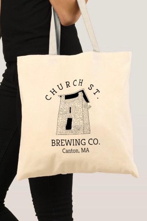 Church St. Tote bag
