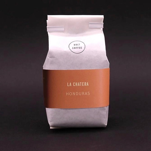 Bolt Coffee- La Chatera-Honduras (12 oz bag)