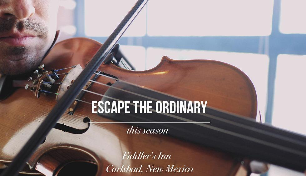 Escape to the Fiddler's Inn this Season