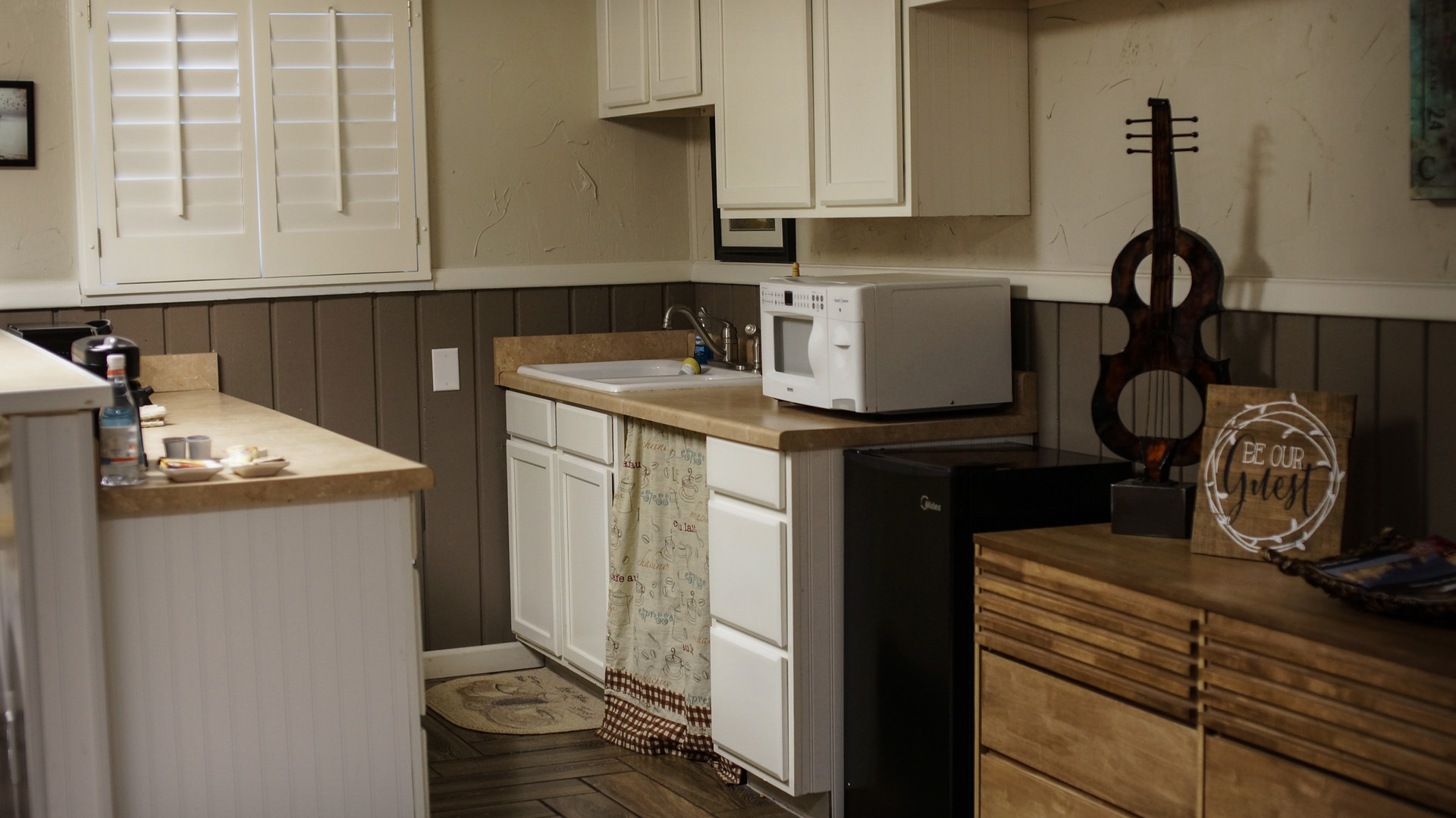 """""""The kitchen was perfect for our week-long stay.  Everything we needed and more."""""""
