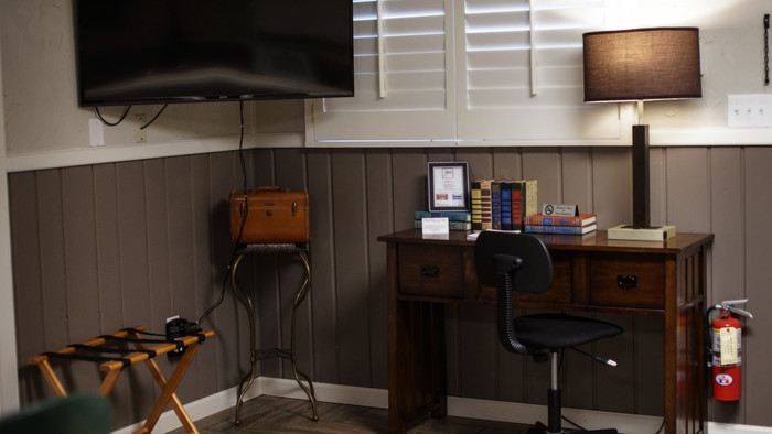 """""""I am a traveling executive and I love coming to Carlsbad because of this room."""""""