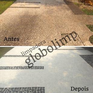 Limpeza em Pedra Portuguesa