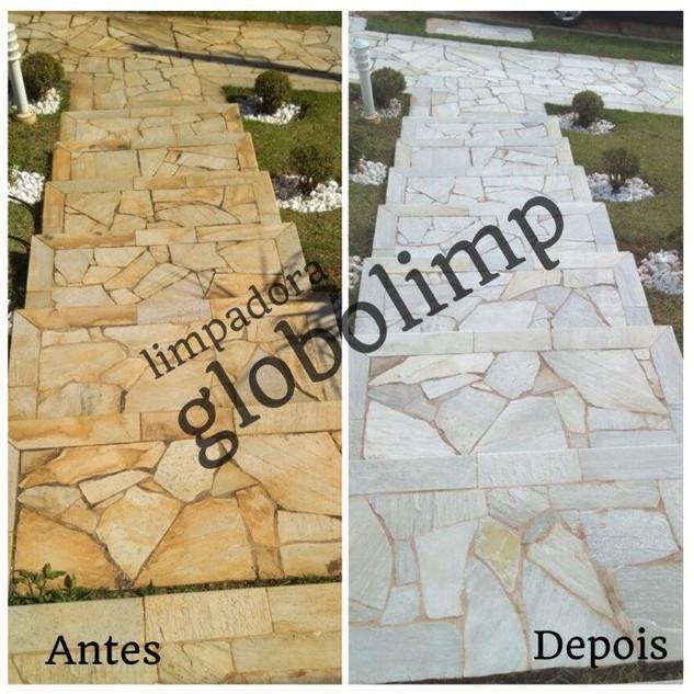 Limpeza em Pedra Goiás