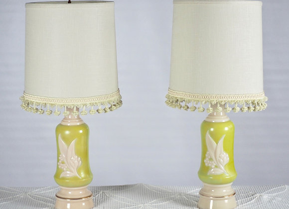 Aladdin Lamps-Pair