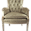 Thumbnail: Vintage Hollywood Regency Chair