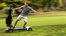 A new way to play...Sonnenalp now features Golfboards.