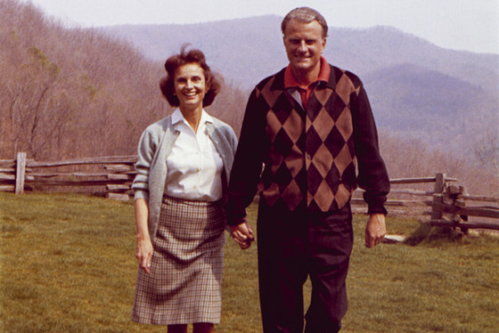 Marriage Wisdom from Ruth & Billy Graham