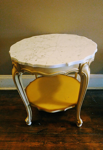 Marble Coffee and End Tables Imported from Italy