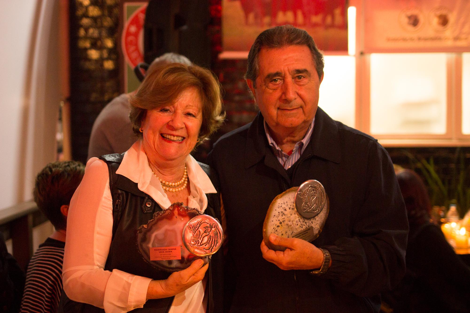 Antonio e Gilda Bastos