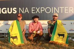Guto, Luis Afonso e Marcelo