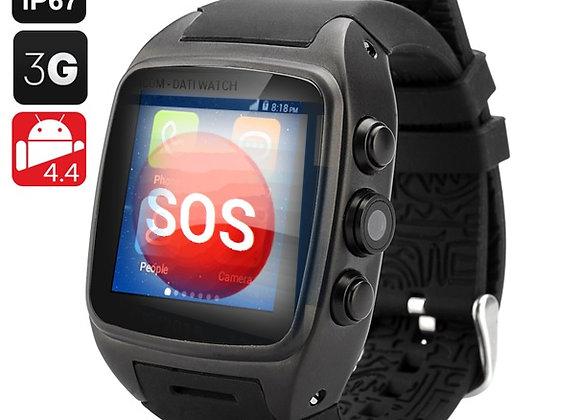 PTI GSM DATI WATCH L'heure est à la sécurité !