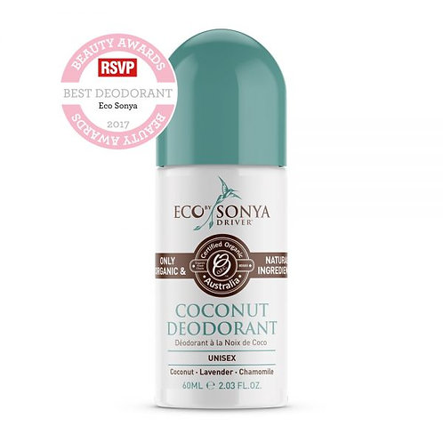 Coconut Deodorant