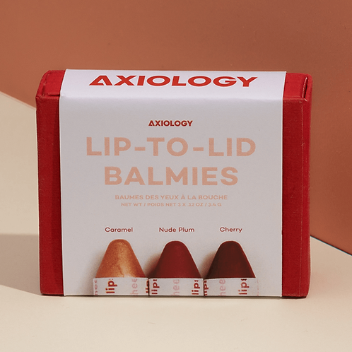 Lip-To-Lid Balmies Of The Earth