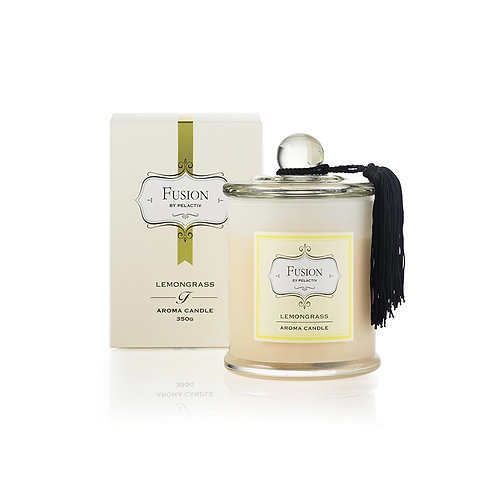 Fusion Candle Lemongrass
