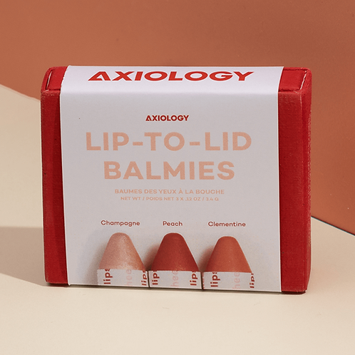 Lip-To-Lids Balmies Malibu Magic