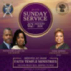 Sunday Service Guest Speaker Flyer (IG).