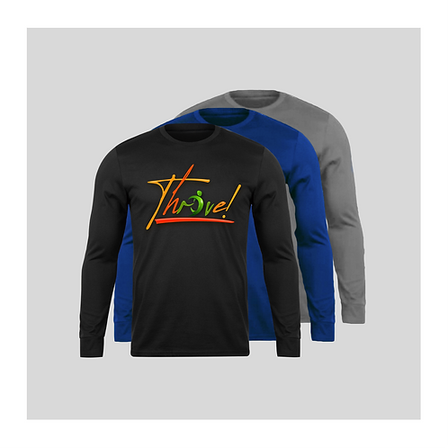 Thrive Long Sleeve T-shirt