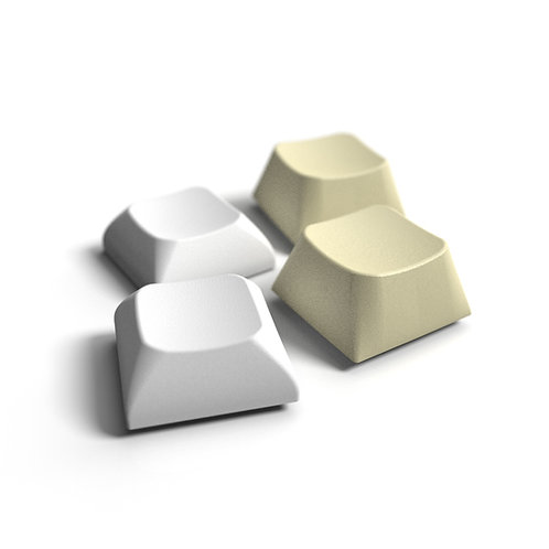 Blank Keypad Keycap Set