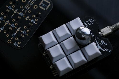 NCC-1701-KB: Custom Star Trek Inspired Macro-Pad