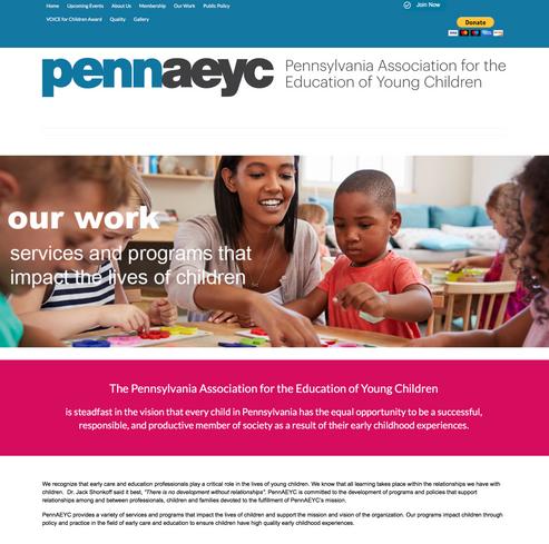 PennAEYC Website