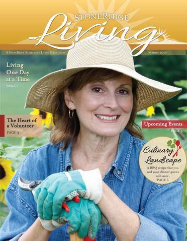 StoneRidge Retirement Newsletter Mailer