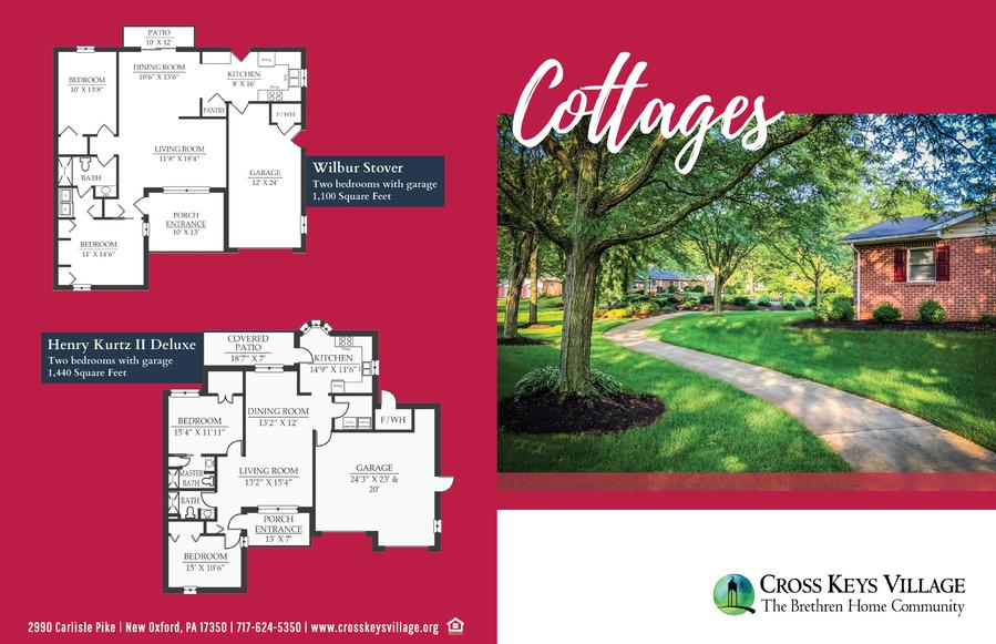 Cross Keys Village Brochure