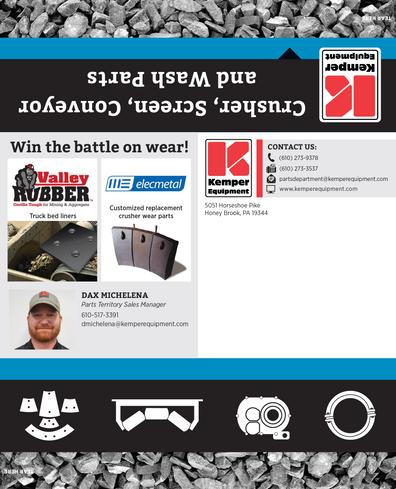Kemper Equipment Mailer