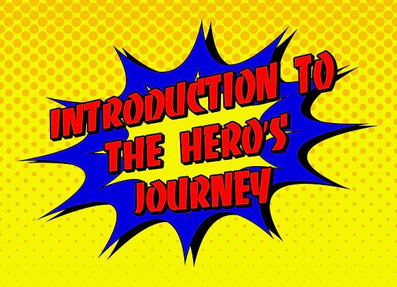 Unit 7: The Hero's Journey Lesson 1