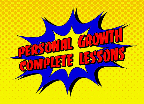 Unit 1: Personal Growth - Complete Lessons 1-5