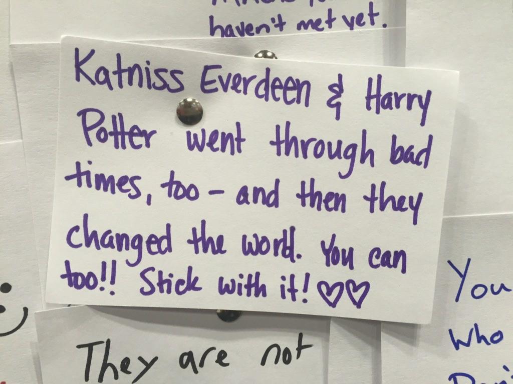 PZ Katniss & Harry Potter