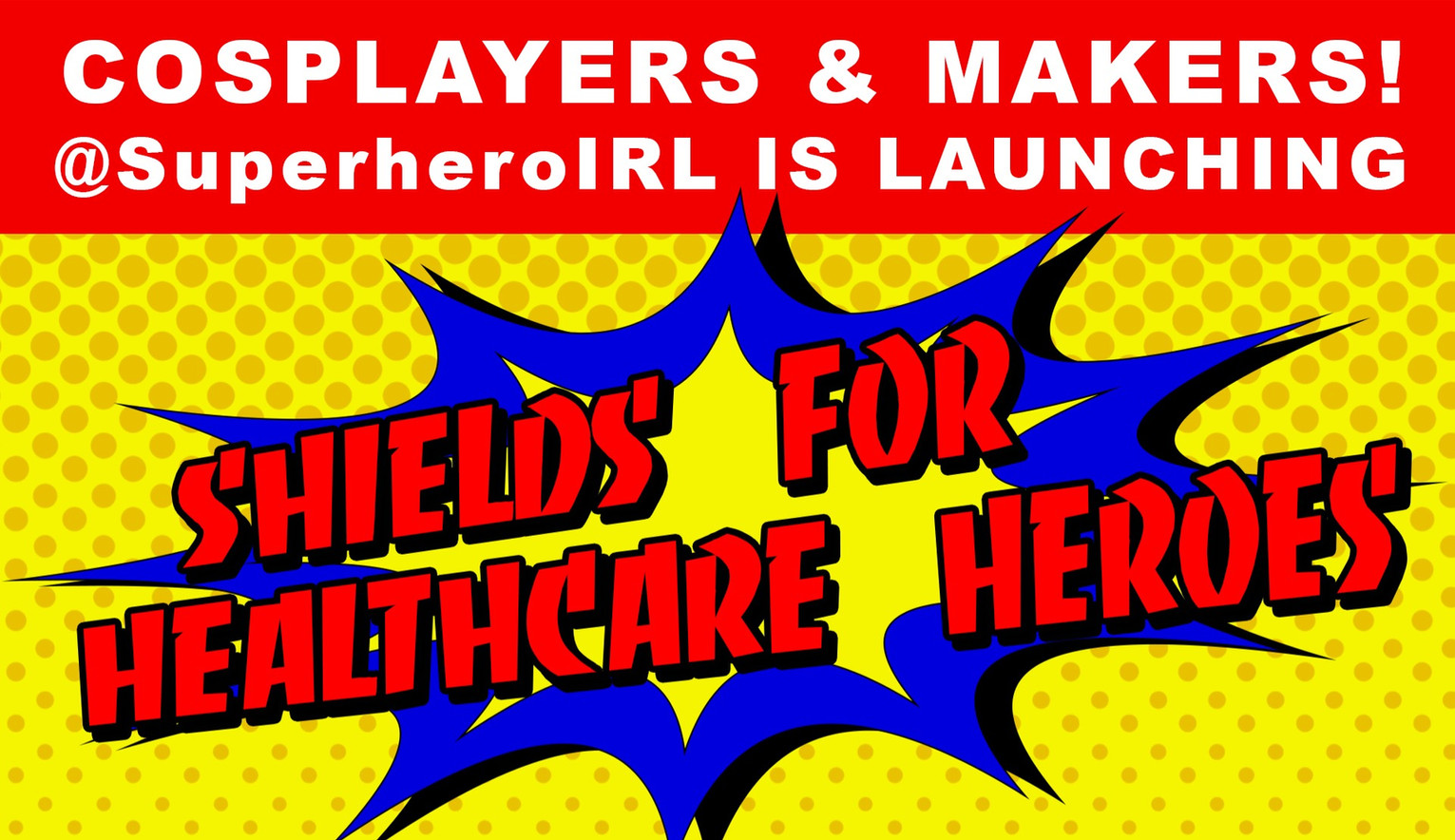 SHIELDS FOR HEALTHCARE HEROES