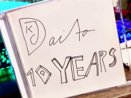 """DJ Kaito - """"10 Years"""""""