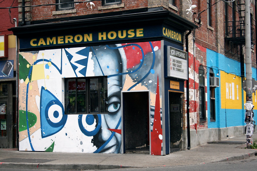 Cameron+House+Mural+-+Picasso+and+Miro+N