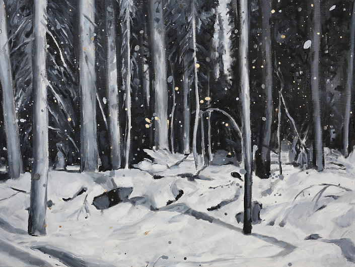 The Northern Woods Painting 12x16.jpeg