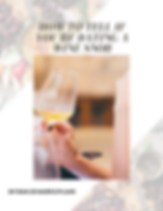 Banjo Harris Wine Snob