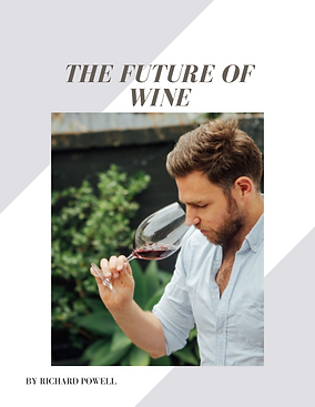 BPW future of wine bubble. magazine