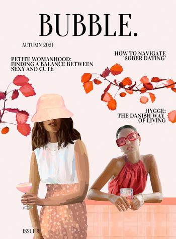 bubble magazine issue 5 autumn issue